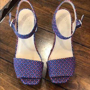 Tory Burch platform sandals